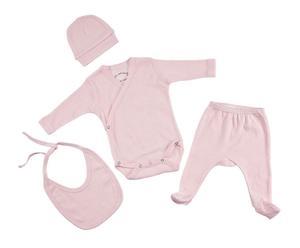 Set de regalo para bebés – rosa