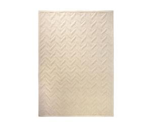 Teppich Royal Carving, handgetuftet, 120 x 180 cm