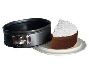 Molde desmontable con plato de porcelana – blanco