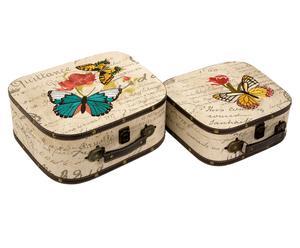 Set de 2 maletas Margaret