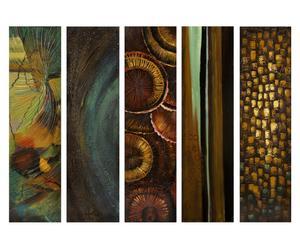Set de 5 murales Harper
