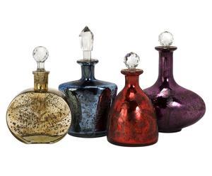 Set de 4 frascos Moulin