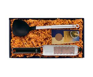 Set de 1 cucharón y 1 rallador Asia Wok