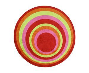 Alfombrilla redonda Colors Simphony