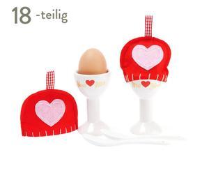 Set para huevos