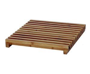Tarima de ducha de bambú Arena