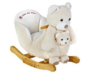Mecedora Oso Polar – beige