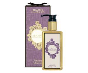 Jabón de Manos Lila Rose y Geranio - 250ml