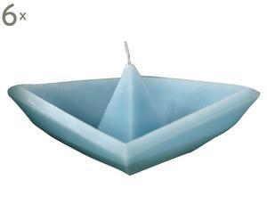 Set de 6 velas flotantes Ahoy