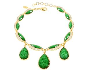 Collar Samant - verde