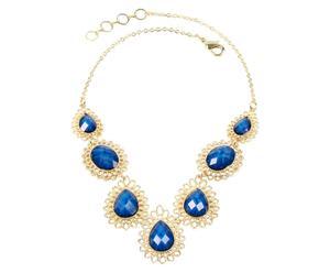 Collar Adhipa - azul