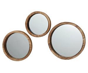 Set de 3 espejos de pared Jones