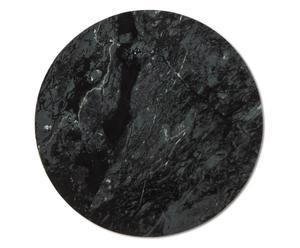 Placa de mármol decorativa - Ø19