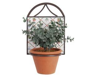 Soporte de pared decorativo para plantas