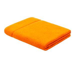 Toalla de ducha XL Ma Belle – naranja