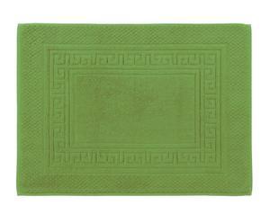 Alfombra de baño Basic – verde