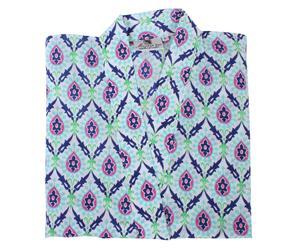 Kimono en algodón orgánico Raik Blue