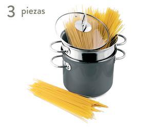 Set de 3 piezas para preparar pasta