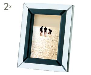 Set de 2 marcos de fotos Judy - 20x25