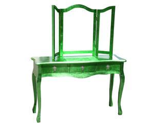 Mueble tocador Enda - verde