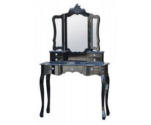 Mueble tocador Lakis - negro