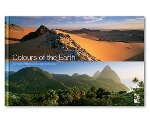 Libro \'Colours of the Earth\'