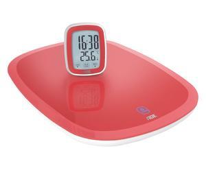 Digitale Küchenwaage Cosma, rot, B 17 cm