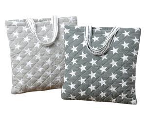 Set de 2 bolsas de algodón Nanaimo