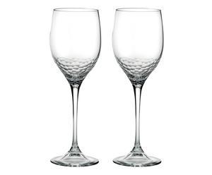 Set de 2 copas de vino Sequin - 25 cm