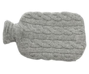 Bolsa de agua caliente Blair - gris claro