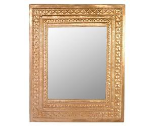 Espejo de pared rectangular