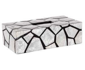 Caja de pañuelos de papel Mozaic