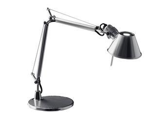 Lámpara de sobremesa Tolomeo Micro – aluminio pulido