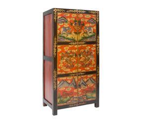 Armario tibetano – 6 puertas