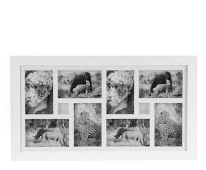 Marco de fotos 3D – 8 fotos