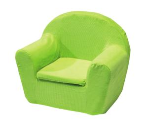 Mini sofá Corduroy - verde lima