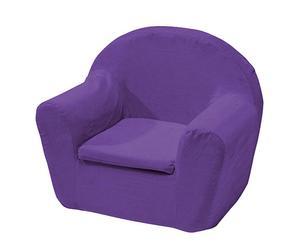 Mini sofá Corduroy – lila