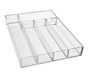 Organizador con 5 compartimentos