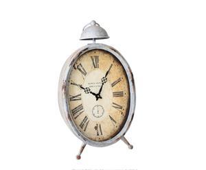 Reloj sobremesa country
