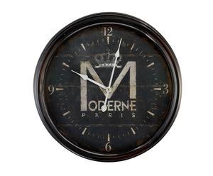 Reloj de metal moderno