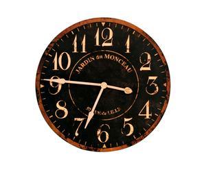 Reloj de pared Jardín