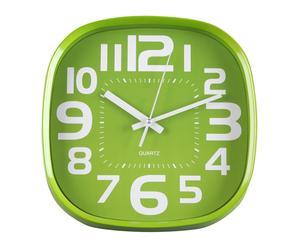 Reloj cuadrado – verde