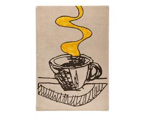 Alfombra Coffe cup – marrón