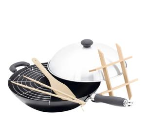 Set de wok Judge – 6 piezas