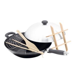 Set de wok Judge – 6 piezas