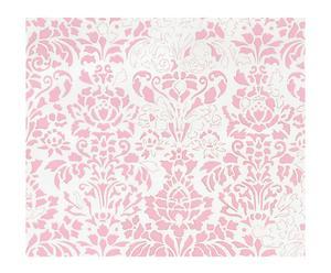 Papel pintado Comblé - rosa