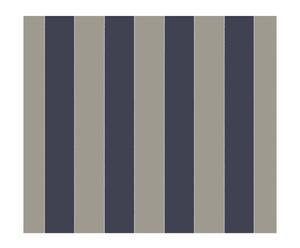 Papel pintado Soulingé – azul oscuro y gris