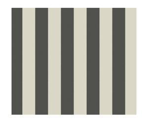 Papel pintado Soulingé – negro y gris claro