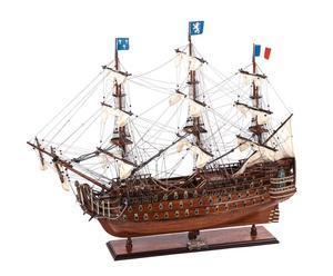 Navío decorativo de madera Royal Louis