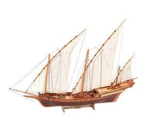 Barco de pesca Xebec